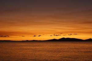 Port Clinton sunset